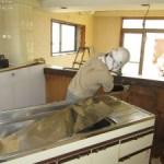 関市小瀬 リビング・キッチン・和室リフォーム工事