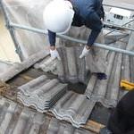 関市桜台 外壁塗装 瓦葺き替え工事