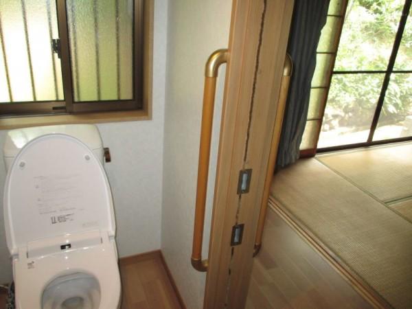 加茂郡富加町 匿名様 トイレアフター