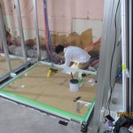 可児市 デイサービス新装工事 内装工事2