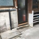 加茂郡富加町でデッキ設置工事をしました