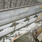 美濃市 住宅新築工事 外構ブロック工事2/C様邸