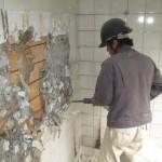 関市 浴室解体~ユニットバス設置工事
