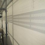 岐阜市 2世帯住宅新築工事 外壁工事 サイディング貼/B様邸
