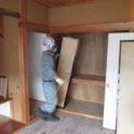 関市 大型リフォーム 解体開始
