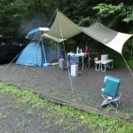 今年のキャンプ地は静岡です。その3