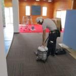 可児市 デイサービス新装工事 クリーニング