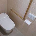 関市 迫間台 公民センターのトイレを使いやすく、清潔に改修!