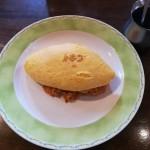 岐阜関市 オムライスのトキワさん。EKA!券でオムライス食べるなら。