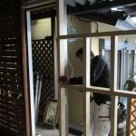 岐阜県関市 浴室・キッチン・リビング改修工事 大工工事・床組/A様邸