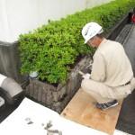 関市 某工場様 外構整備・修繕工事を行いました。